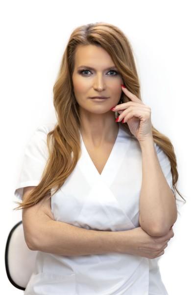mgr kosmetolog Beata Kurek