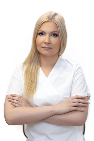 Stylistka mgr Olena Portian